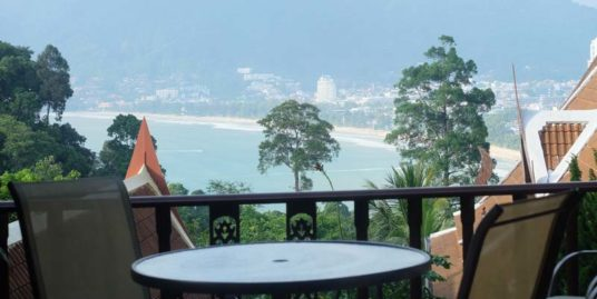Sea view 4 Beds Pool Villa Priced to Sell – Patong/Tritrang