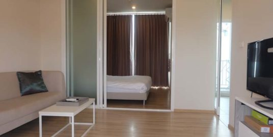 High Floor Unit at The Base Downtown For Rent – Phuket Town