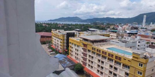 1 Br Partially Ocean View To Sell – Patong Beach