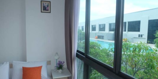 1 Bed Modern Pool View for Sale in Phuket town