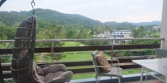 2 bedroom Condo with Golf Course View for Rent- Kathu