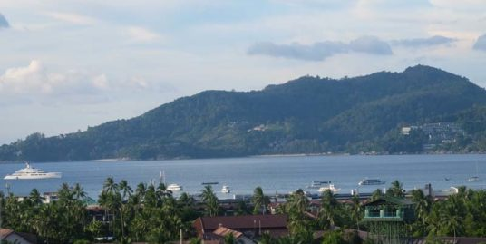One Bedroom condo with Sea View – Patong beach