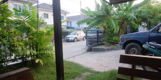 4 BD Semi-Detached House with Large Garden – Thalang